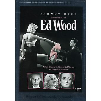Ed Wood [DVD] USA import