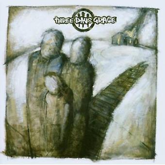 Three Days Grace - Three Days Grace [CD] USA import