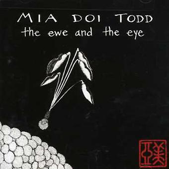 Mia Doi Todd - Ewe & the Eye [CD] USA import