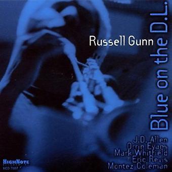 Russell Gunn - Blue on the D.L. [CD] USA import