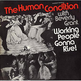 Human Condition with Beverly Grant - Working People Gonna Rise! [CD] USA import