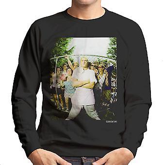 Eminem Crowd Men's Sweatshirt