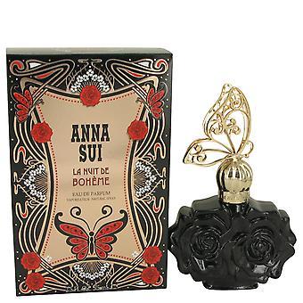Anna Sui La Nuit de Bohème Eau de Parfum 75ml Spray