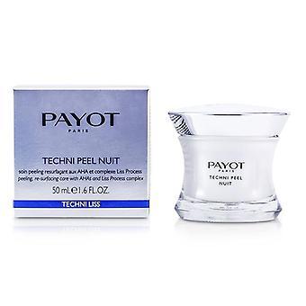 Payot Techni Peel Nuit-peeling & amp; Re-Surfacing vård-50ml/1,6 oz