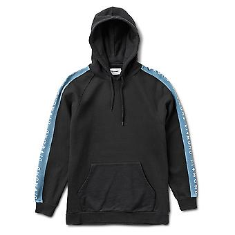 Diamond Supply Co Fordham Hoodie Black