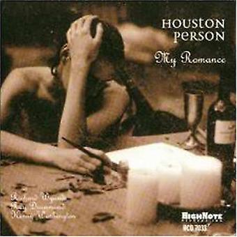 Houston Person - My Romance [CD] USA import