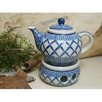 Teapot + warmer, miniature, tradition 2, BSN 5833