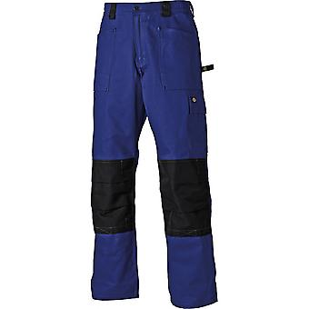 Dickies Mens GDT 290 Workwear Cargo Trousers Royal WD4930