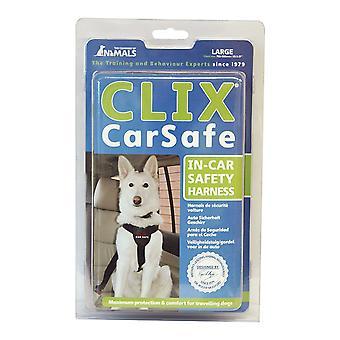 CLIX cachorro carro seguro cinto grande