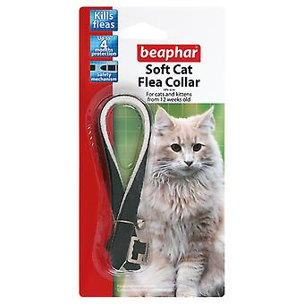 Beaphar Cat Flea Soft Collar Black Velvet - Valentina Valentti UK