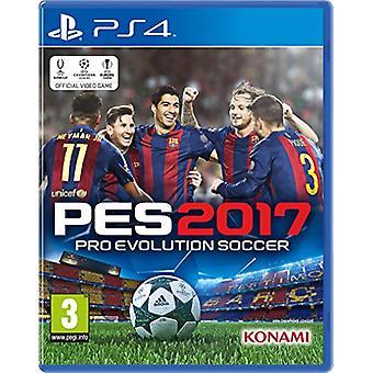 PES 2017 (PS4)-ny