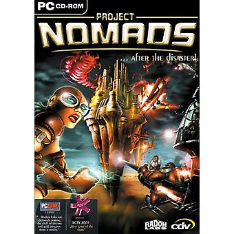 Project Nomads-nytt