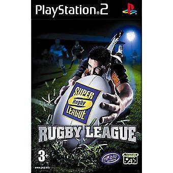 Rugby League (PS2) - Nieuwe fabriek verzegeld