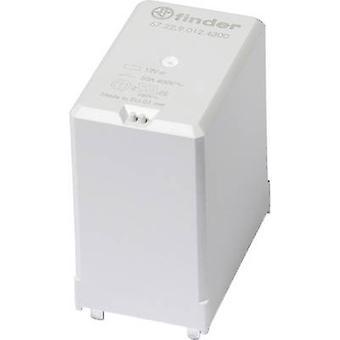 Finder 67.22.9.012.4300 PCB relè 12 V DC 50 A 2 creatori 1 pc(s)