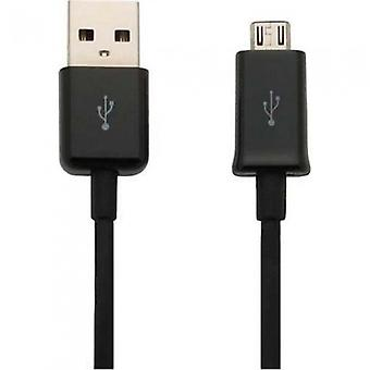 Samsung ECB-DU4EBE micro-USB 1, 5m charger data cable black
