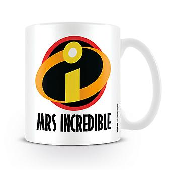 Incredibles 2 kop Mrs Incredible hvid, trykt, keramiske, kapacitet ca. 320 ml...