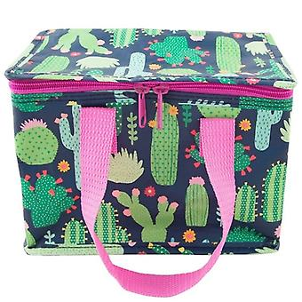 Sasse and Belle Cactus Tote Lunch Bag