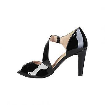 Pierre Cardin zwarte sandaal BLANDINE Woman lente/zomer
