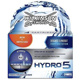 Wilkinson Sword Hydro 5 Refill Blades