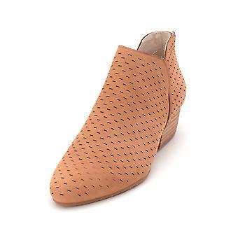 Kenneth Cole New York naisten Cooper 7 nahka manteli Toe nilkan muoti saappaat