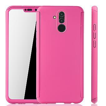 Huawei Mate 20 lite fall fall telefon täcka skydds väska Fullcover Armor Edide