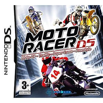 Moto δρομέα DS (Nintendo DS)-νέα