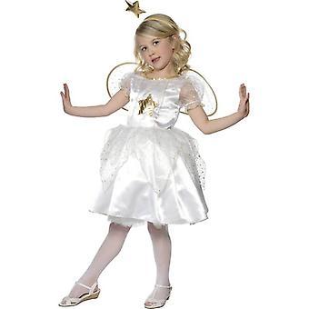Tähden keiju puku, keskipitkällä ikä 7-9