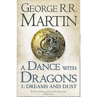 En dans med drager - del 1 drømme og støv af George R. R. Martin-