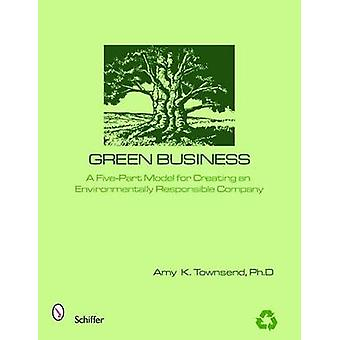 Groene zaken - de vijf elementen van een ecologisch verantwoorde C