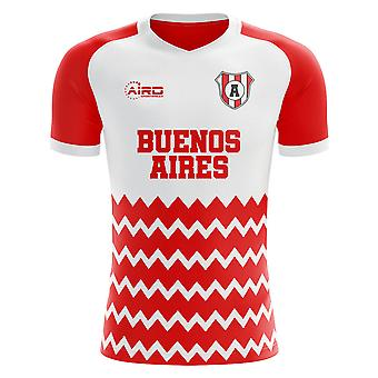2020-2021 Argentinos Juniors Home Concept Football Shirt - Kids