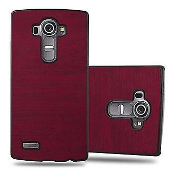 Kotelo LG G4 / G4 PLUS Kova kansikotelo - Puhelinkotelo - Kotelo - erittäin ohut