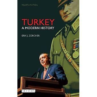 Türkei - A Modern History von Erik J. Zurcher - 9781784531874 Buch