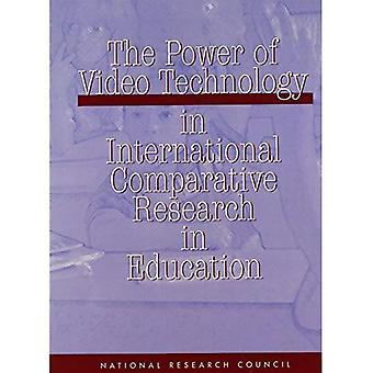 La potenza della tecnologia Video in ricerche Comparative internazionali nel settore dell'istruzione