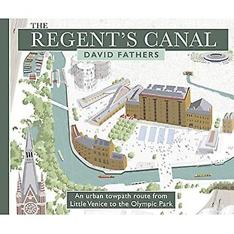 The Regent's Canal: An Urban Towpath Route from Little Venice to the Olympic Park