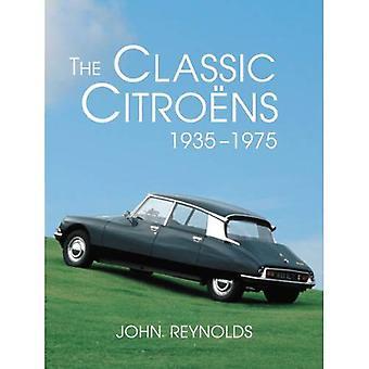 O clássico Citroen, 1935-1975