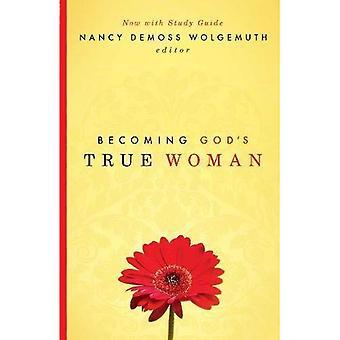 Tornando-se verdadeira mulher de Deus