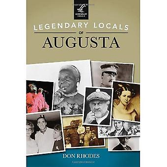 Legendary Locals of Augusta, Georgia