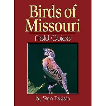 Vogels van Missouri Field Guide (veld gidsen)