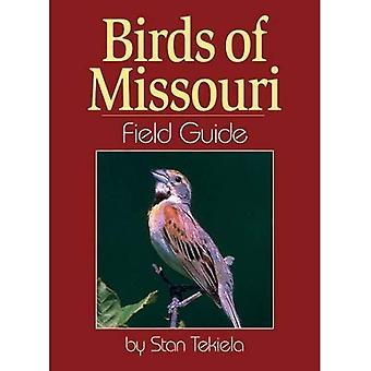 Birds of Missouri Field Guide (Guides de terrain)