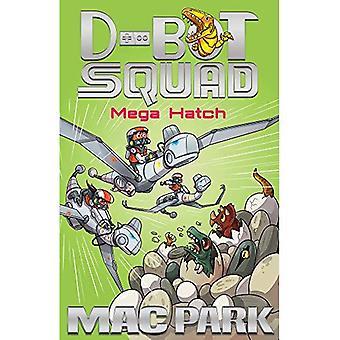 Tratteggio Mega: D-Bot Squad 7 (D-BOT SQUAD)