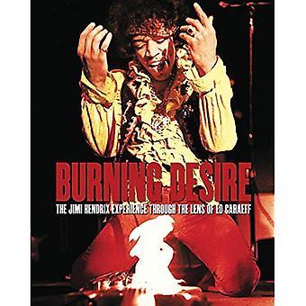 Burning Desire - Jimi Hendrix: L'expérience de Jimi Hendrix à travers le prisme de Ed Caraeff