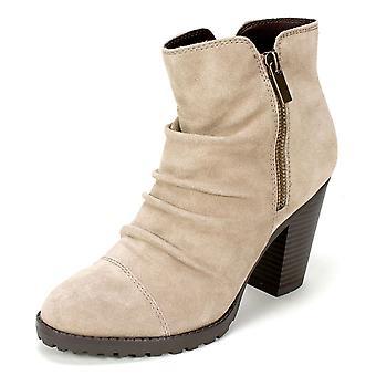White Mountain Womens taft Closed Toe Ankle Fashion Boots
