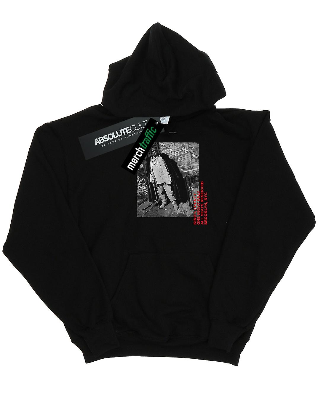 Notorious BIG Women's Cane Photo Hoodie