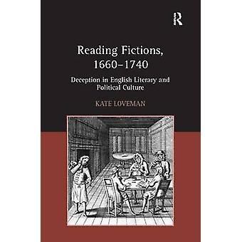 ら・ ケイトによる英語の文学的な政治文化の読書小説 16601740 詐欺