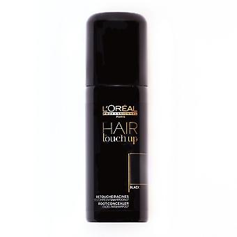 LOreal Hair Touch Up Spray Black 75ml