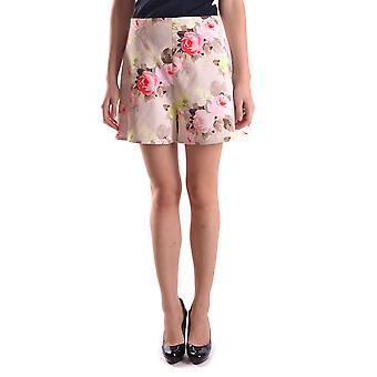 Carven Ezbc234002 Women's Multicolor Cotton Shorts