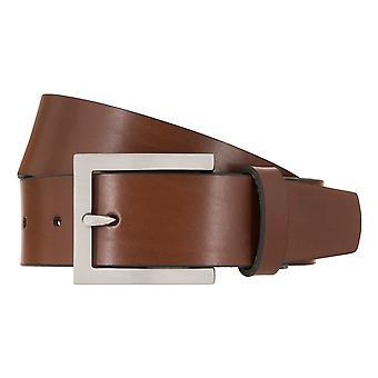 SCHUCHARD & FRIESE belt men belt cognac 7991