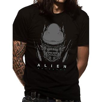 Men's Alien Covenant Xeno and Logo T-Shirt