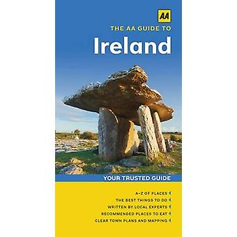 The AA Guide to Ireland - 9780749577575 Book