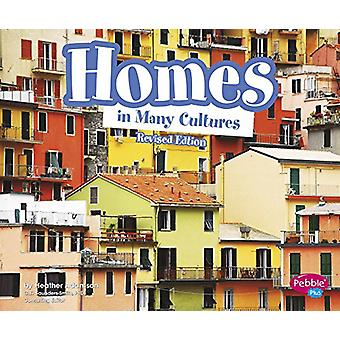 Homes in Many Cultures by Heather Adamson - 9781515742388 Book